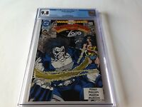 WONDER WOMAN 60 CGC 9.8 WHITE PAGES LOBO IN LASSO BATMAN APPEARANCE DC COMICS