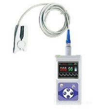 CMS60DW Pulse Oximeter, bluetooth, Spo2 Monitor OLED USB+Software, FDA approved