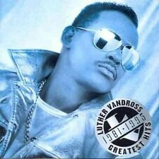 Luther Vandross Greatest Hits 1981-95 CD NEW SEALED Best Things In Life Are Free