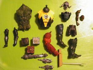 DC Universe Classics BAF Pieces Lot