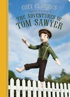 1: Cozy Classics: The Adventures of Tom Sawyer Jack, Wang, Holman Wang