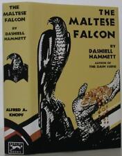Dashiell Hammett / The Maltese Falcon First Edition 1930 #107101
