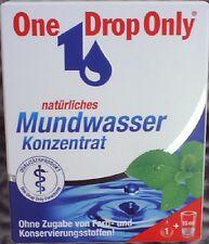 One drop only natürliches   Mundwasser 50ml