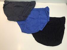 Jockey Life, 3-Pack! of Men's 100% Cotton String Bikini Briefs, Large 36-38 Inch