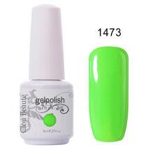 Clou Beaute Soak Off Polish 85 Colors Nail UV  8ml  Gel Semi Permanent  Design