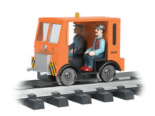Bachmann G-Scale Powered,Lited Speeder M.O.W Orange 96253 SOLD OUT AT BACHMANN