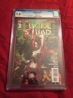 Suicide Squad #1 CGC 9.8 [dc comics, 2011]
