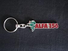 Key ring / sleutelhanger Alfa Romeo 156 (metal)