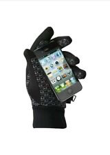 Manbi iFlex Gloves for Smarthphones and Touch Screens SMALL NEW WITH TAGS