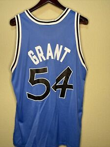 HORACE GRANT #54 ORLANDO MAGIC VTG CHAMPION NBA JERSEY ADULT SIZE: 48