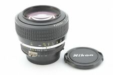 Excellent+++ Nikon Noct-Nikkor Ai-s 58mm F/1.2 From Japan!! 93414