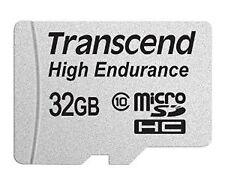 Transcend 32gb High Endurance MicroSD Card TS32GUSDHC10V