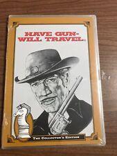 Have Gun Will Travel On DVD