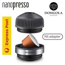 Wacaco NANOPRESSO NS ADAPTER (NESPRESSO Capsules) Minipresso Espresso Coffee