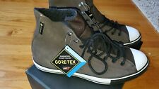 NEW Converse All Star Brown High Chuck Taylor Sneakerboot Gore Tex Winter 10