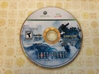Lost Planet: Extreme Condition < Microsoft Xbox 360, 2007 > - DISC ONLY