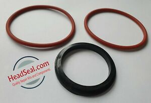 Bestway Lay Z Spa A B and C Seals to Fit Hydrojet pro Heater Pumps