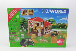 Siku 5608 Bauernhof Farmer Serie  SIKU World NEU mit OVP