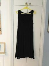 DKNY Black Sleeveless Dress