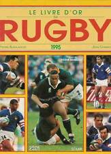 """LE LIVRE D'OR DU RUGBY"" FRENCH RUGBY ANNUAL 1995"