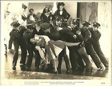 WWII Movie True to the Army Original Press Photo Judy Canova Ann Miller