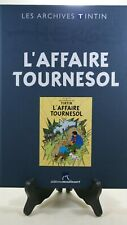 HERGE -TINTIN - L'AFFAIRE TOURNESOL - MOULINSART 2011