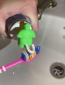 Shrek Toothpaste Topper