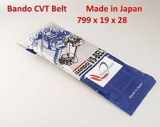 for Honda Elite 150 CH150 & CH125 799x19x28, CVT Belt Bando US