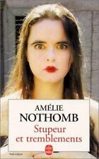 Stupeur Et Tremblements - Nothomb, Amelie - New Paperback Book