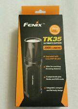 FENIX TK35 UE 2015 version TK35 Ultimate Edition 2000 Lumen CREE XHP 50 LED