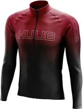 HUUB Core 2 Thermal Mens Long Sleeve Cycling Jersey - Black