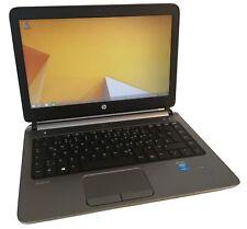 """HP ProBook 430 g2 13,3"""" portátil-Intel Core i5 4030u 240gb SSD UMTS webcam"""
