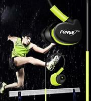 In-Ear Stereo Headset HIFI Sport Headphones Bass Headset With Mic For iphone NEW