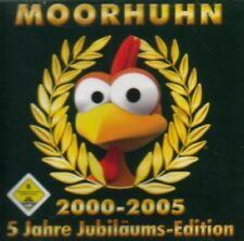 MOORHUHN 5Jahre 2005 JUBILÄUM Jagd + Hank XS + XXS + Fluch des Goldes GuterZust.