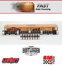 LUNATI BOOTLEGGER XXX12232HLK SBC CHEVY 277/304 HYD FLAT CAM & LIFTERS KIT
