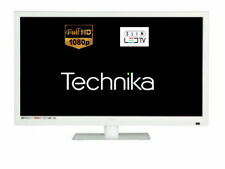 White LED 1080p TVs with Built - In DVD Player