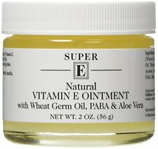 Windmill Super E Vitamin E Ointment For Dry Skin & Stretch Marks 2Oz Each