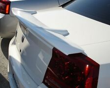 FITS DODGE CHARGER 2006-2010 LARGE LIP FLUSH MOUNT REAR TRUNK SPOILER PAINTED
