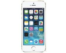 Apple  iPhone 5s - 16GB - weiß (Ohne Simlock) Smartphone, guter Zustand