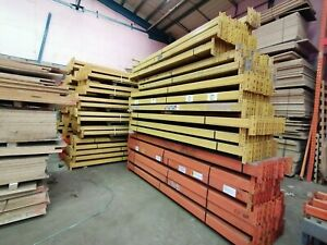 LINK51 PALLET RACKING BEAMS 3.3M (Check Other Sizes In Stock)