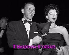 AVA GARDNER & FRANK SINATRA 8x10 Lab Photo 1951 FIRST TIME IN PUBLIC, ROMANCE