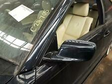 BMW 3 SERIES LEFT DOOR MIRROR E46, COUPE/CABRIO, 5 WIRE TYPE, 06/99-07/06