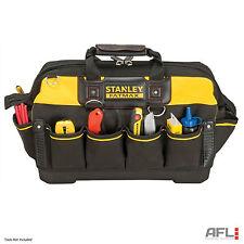 "STANLEY FatMax tecnico strumento Storage Bag 46 cm (18 "") - Rigidi Base Impermeabile"