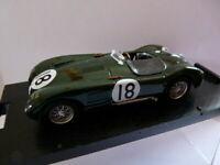 BR14 1/43 BRUMM 24 heures du Mans : JAGUAR TYPE C winner 1 st 1953 Hamilton