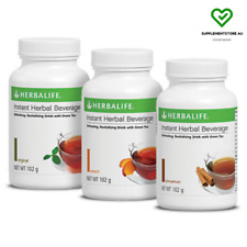 Herbalife Instant Tea - Jumpstart your metabolic activity! / AU Stock / SPLSTRAU