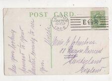 London E Crown R Machine Cancel 21 Jul 1905 400b