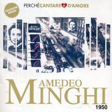 """AMEDEO MINGHI """"1950"""" (COLLEZIONE PRIVATA)"""