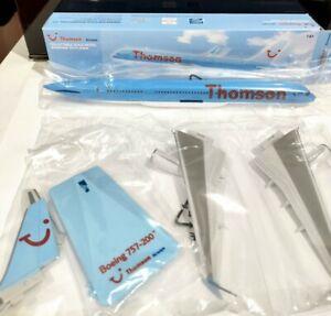 Flight Miniatures 1 Thomson TUI Boeing 757 200 scale plastic model air plane