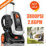 3800PSI Electric Pressure Washer 2000W Powerful Cold Water Cleaner Machine Kits*