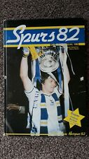 Tottenham Hotspur Official Annual 1982.
